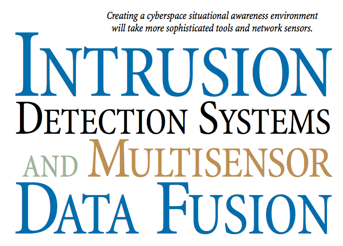 research paper on intrusion detection system