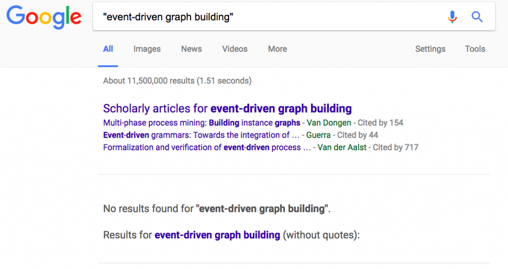 """event-driven graph building"""